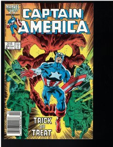 Captain America #326 (Marvel, 1987)