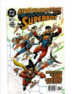 12 Superboy DC Comics # 61 62 63 64 65 66 67 68 69 70 71 72  GK22