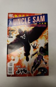 Uncle Sam and the Freedom Fighters #3 (2006) NM DC Comic Book J676