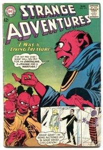Strange Adventures #174 1965- DC Silver Age VG