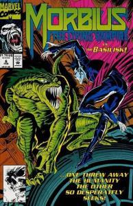 Morbius: The Living Vampire (1992 series) #6, NM (Stock photo)