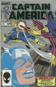 Captain America (1968 series) #309, VF (Stock photo)