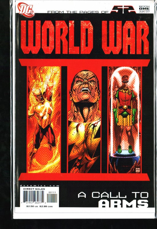 52 Sonderband Special: World War III (DE) #1 (2007)