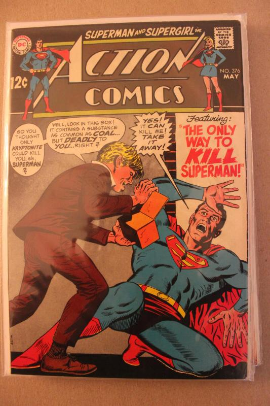 Action Comics 376 VF-