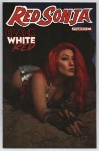 Red Sonja Black White Red #3 Cvr D Cosplay Variant (Dynamite, 2021) NM
