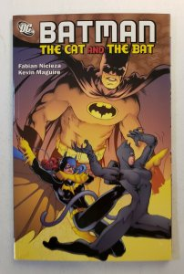 BATMAN THE CAT AND THE BAT TPB SOFT COVER 1ST PRINT DC NM