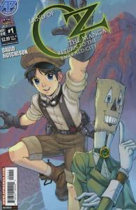 Land of Oz: The Manga—Return to the Emerald City #1 VF/NM; Antarctic | save on s