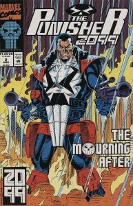Punisher 2099 #2 VF/NM; Marvel | save on shipping - details inside