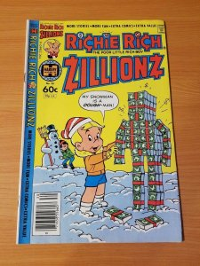 Richie Rich Zillionz #30 ~ NEAR MINT NM ~ 1982 Harvey Comics