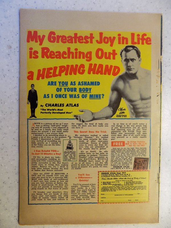 STRANGE TALES # 79 MARVEL SILVER PRE HERO HORROR MYSTERY KIRBY