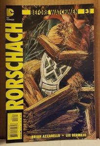 Before Watchmen: Rorschach #3 (2013)