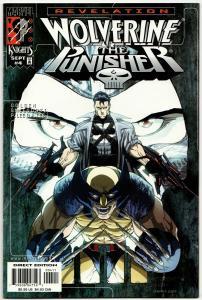 Wolverine Punisher Revelation #4 (Marvel, 1999) NM