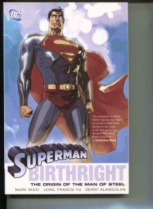 Superman Birthright-Mark Waid-TPB-trade