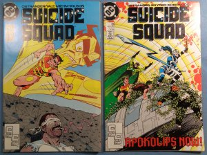 Suicide Squad Lot #24-47 DC Batman Complete Run