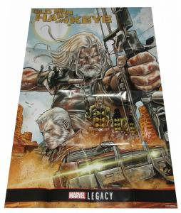 Old Man Hawkeye Folded Promo Poster (36 x 24) - New!
