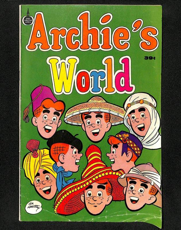 Archie's World #1 (1976)