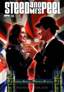 Steed and Mrs. Peel (Boom, 2nd Series) #10 VF; Boom! | save on shipping - detail