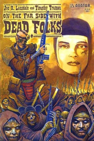 Lansdale and Truman's Dead Folks #2, NM- (Stock photo)