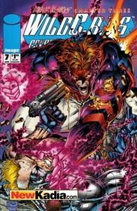 WildC.A.T.S.: Covert Action Teams #7, VF- (Stock photo)