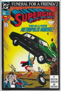 Action Comics   vol. 1   #685 FN Supergirl (Funeral For a Friend 2)
