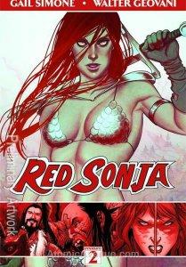 Red Sonja (Dynamite, Vol. 2) TPB #2 VF/NM; Dynamite | save on shipping - details