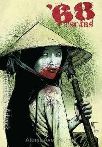 '68: Scars #3A VF/NM; Image | save on shipping - details inside