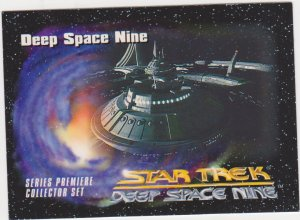 1993 Star Trek Deep Space 9 Series Premiere Set