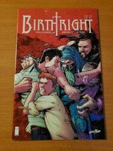 Birthright #16 ~ NEAR MINT NM ~ (2016, Image Comics)