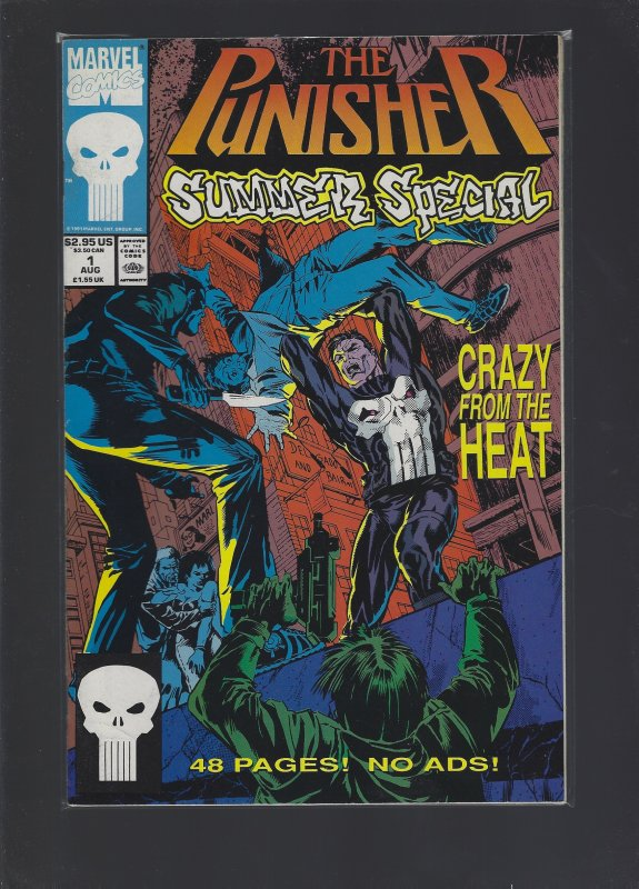The Punisher Summer Special #1 (1991)