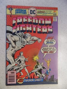 FREEDOM FIGHTERS # 2 DC ACTION ADVENTURE UNCLE SAM THE RAY