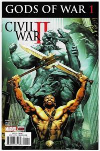 Civil War II Gods of War #1 (Marvel, 2016) NM