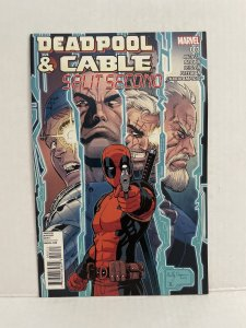 Deadpool & Cable: Split Second #3 (2016)  Unlimited Combined Shipping