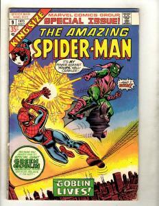 Lot Of 4 Amazing Spider-Man Marvel Comic Books ANNUALS # 9 10 11 15 Punisher GK4