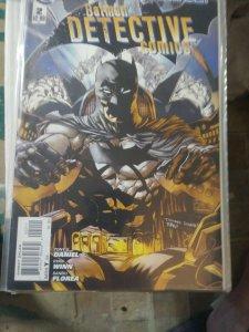 Detective Comics# 2  VOL 2 Batman  2012, DC new 52  bruce wayne gotham ripper