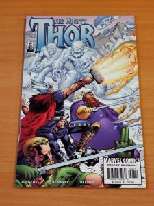 The Mighty Thor #48 (550) ~ NEAR MINT NM ~ 2002 MARVEL COMICS