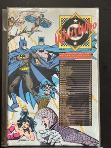 Who's Who: The Definitive Directory of the DC Universe #2 (1985)