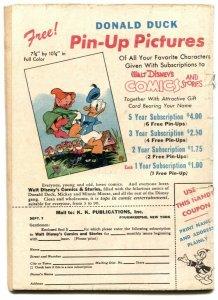 Walt Disney's Comics and Stories #79 1946- Donald Duck G