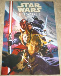 Star Wars: Episode I - the Phantom Menace poster 36 x 24 darth maul - promo