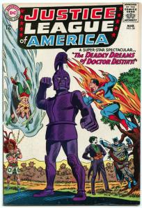 Justice League of America 34 Mar 1965 VG+ (4.5)