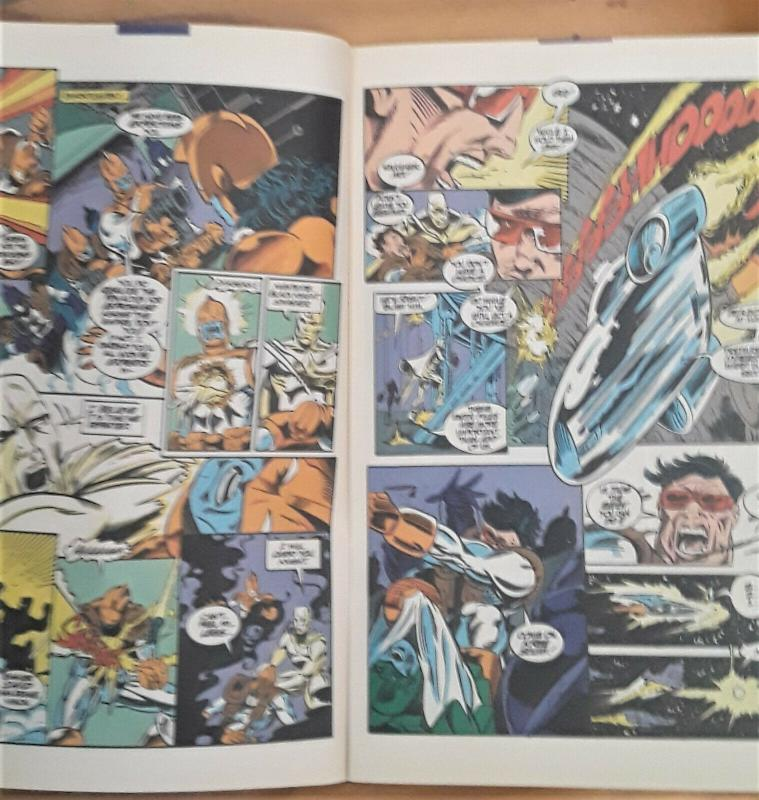 MARVEL COMICS-WHAT IF AVENGERS LOST-OPERATION GALACTIC STORM-DATED:DEC.1993
