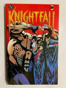 Batman Knightfall TPB #1 SC 8.0 VF (1993)