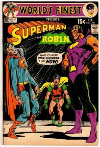 WORLDS FINEST 200 FN+  Feb. 1971 COPY A