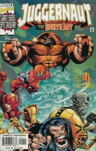Juggernaut, The (2nd series) #1 VF/NM; Marvel | save on shipping - details insid