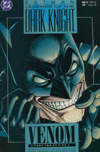 Batman: Legends of the Dark Knight #17 VF/NM; DC | save on shipping - details in