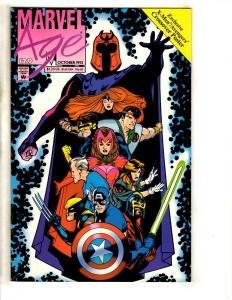 10 Marvel Comics Age 129 Thunderbolt 0 Gambit 1 Animax 1 Tide 1 Hulk 318 +++ RJ9
