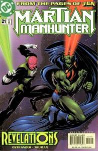 Martian Manhunter (1998 series) #21, NM (Stock photo)