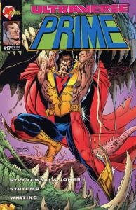 Prime (Vol. 1) #17 VF/NM; Malibu | save on shipping - details inside