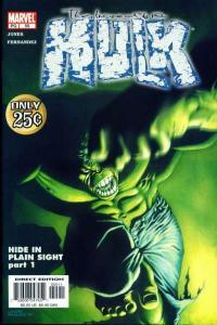 Incredible Hulk (2000 series) #55, NM- (Stock photo)