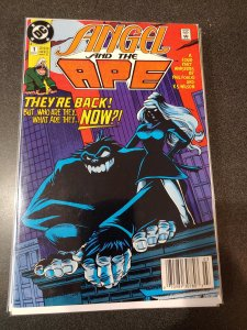 ANGEL AND THE APE #1 VF/NM