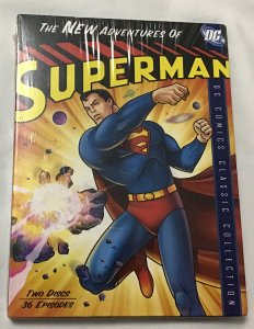 New Adventures of Superman, 2007, DVD 2 disc set, like new